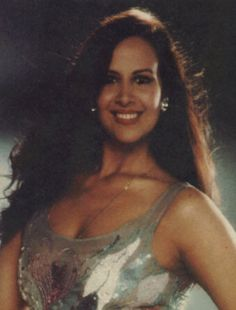 Mayra Alejandra, Venezuelan Actress from way back in the day...! I absolutely love this actress!