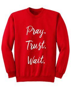 Items similar to Pray Sweatshirt d059c6de90e