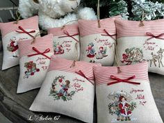 Wonderful photo - take a peek at our short article for way more tips and hints! Cross Stitch Christmas Ornaments, Xmas Cross Stitch, Just Cross Stitch, Cross Stitch Finishing, Christmas Embroidery, Diy Embroidery, Vintage Embroidery, Christmas Cross, Cross Stitch Charts