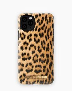 Deksel iPhone X Wild Leopard - iDeal Of Sweden Iphone 8 Plus, Iphone Phone Cases, Iphone 11, Carrara, Sony Xperia, Der Leopard, Apple Iphone, Handy Wallpaper, Sweden Fashion