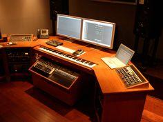 Composer desk More