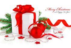 новый год, коробка, праздник