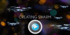 Drones voladores protagonizan un espectacular anuncio de Lexus