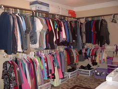 Laundry Room/Family Closet