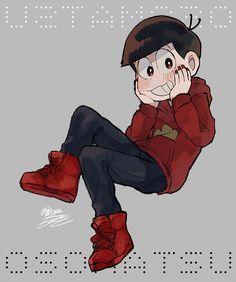 おそ松   ∴ キャラメル リボン ∴ Japanese Show, Osomatsu San Doujinshi, Ichimatsu, Anime Guys, Anime Art, Geek Stuff, Seasons, Drawings, Cute