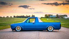 Golf Driving Tips Videos Refferal: 7565643036 Vw Rabbit Pickup, Vw Pickup, Ford Pickup Trucks, Bagged Trucks, Lowered Trucks, Mini Trucks, Volkswagen Golf Mk1, Vw Mk1, Pickup Trucks