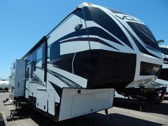 $79,719 - New 2015 Dutchmen Voltage Fifth Wheel Toy Haulers For Sale In Avondale, AZ - AVO619036 - Camping World