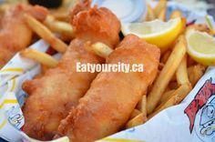 Barb's Fish and Chips Floating Seafood Restaurant Victoria BC - Fish and chips on Fisherman's Wharf! Best Fish And Chips, Seafood Restaurant, Yummy Snacks, Restaurants, Tasty, Victoria, Chicken, Desserts, Tailgate Desserts