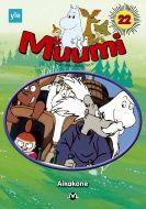 Muumi 22. - Aikakone - DVD - Elokuvat - CDON.COM