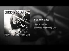 God Of Miracles (Live)  Such a great worship song!  Our God IS a God miracles!!!
