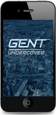 undercover gaan in gent: citygame voor groot en klein