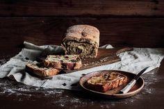 Cinnamon Raisin Swirl Bread by pastryaffair