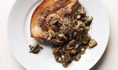 Nigel Slater's pork chop recipe