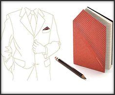 Handkerchief notebook!
