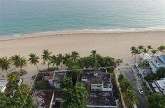 Extraordinary Opportunity › 3 individual beach-front lots in the Ocean Park District of San Juan, Puerto Rico