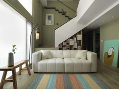 2 storey apartment by Hozo Interior Design 01