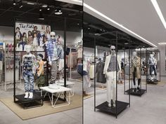 Lindex Store by Checkland Kindleysides, London – UK » Retail Design Blog