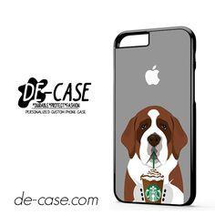 I Love Starbucks Dog 3 For Iphone 6 Iphone 6S Iphone 6 Plus Iphone 6S Plus Case Phone Case Gift Present YO