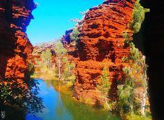Karijini national park - Western Australia www.mamaisonsurledos.com