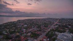 Hermoso atardecer nostalgico en Puerto Barrios, Izabal. Foto creditos: ©Carlos Zaparolli
