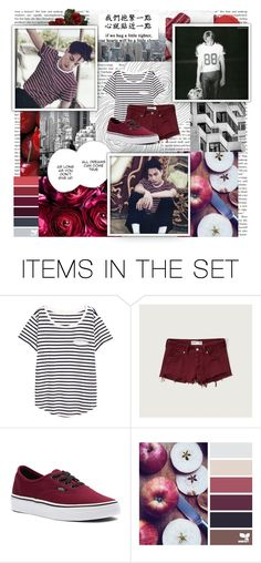 """Ultimate Bias [part 1]"" by emolu7 ❤ liked on Polyvore featuring art, EXO, kai, jongin and 2dibsonkai"