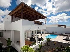 Luxury Villa With Private Pool And Sea ViewsHoliday Rental in Puerto Calero from @HomeAwayUK #holiday #rental #travel #homeaway