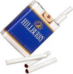 Chocolate cigarettes!