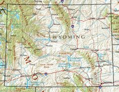 125 Best WYOMING The Equality State images