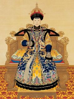 Imperial Noble Consort Wensu (1565-1612),consort of Emperor Wanli of Ming Dynasty was later created Empress Dowager Xiaojing - Google Search