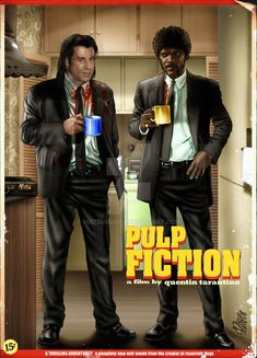 John Travolta y Samuel L. Jackson como Vincent Vega y Jules Winnfield respectivamente. De mis favoritos. Follow me on Twitter: Join me in Facebook: © 2008 Juan Carlos Ruiz Burgos. Unauthorized use ...