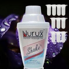 NuruX Plus Shake bullet pack] Shake, Bullet, Massage, Shampoo, Packing, Personal Care, Bottle, Bag Packaging, Smoothie