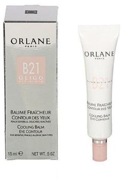 Orlane Paris Oligo Eye Contour-0.5 oz. by Orlane Paris. $80.00. Energize the EyesRejuvenate your look with refreshed, younger looking eyes. Orlane Paris Oligo Eye Contour targets the fragile eye area and is gentle enough for even the most sensitive and reactive skin. It reduces puffiness and the appearance of dark circles for smooth, flawless contours and a more youthful appearance.Minimizes dark circlesReduces puffinessRedefines contoursAn industry leader in anti-aging skin c...