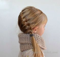 Side braid.