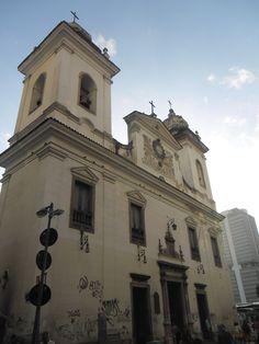 Igreja da Imperial Irmandade de N. Sra. do Rosário e São Benedito dos Homens Pretos_Rio de Janeiro_Brasil