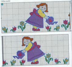 Gallery.ru / Фото #65 - toalhas infantis 3 - tekere205