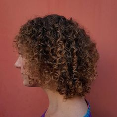 Brown+Perm+Hairstyle