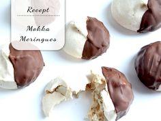 Mokka meringues met chocola