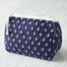 Nautical Cosmetic Bags | west elm