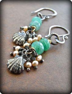 Sweet little earrings