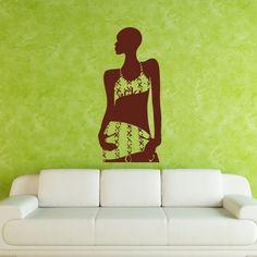Wall Decal Art Decor Decals Sticker Woman Africa Lady Tribe Ethiopia Beauty (M209) DecorWallDecals http://www.amazon.com/dp/B00FVWKJ12/ref=cm_sw_r_pi_dp_X9lYub09YXZFR