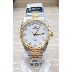 Buy ORIENT ORSEVJ002W Casual Men Watch online at Lazada malaysia. Discount prices and promotional sale on all Casual. Free Shipping. Affordable Watches, Men Watch, Watches Online, Discount Price, Watches For Men, Men Casual, Free Shipping, Stuff To Buy, Men's Watches