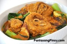 Pata Kare-kare is my version of pork kare-kare. This recipe uses pork shank…