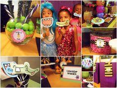 Cupcake Wishes & Birthday Dreams: {MG Party Impressions} Halloween Monster Mash Bash