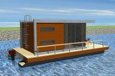 house boat -PH20-