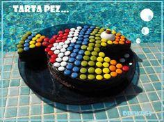 torta di compleanno per bambini a forma di pesce birthday cake