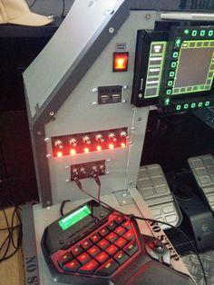 Diy cockpit