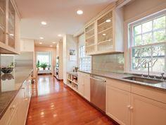 Cocina con Fabuloso Diseño de Interiores