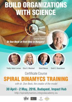 Learn more about resolving the problems of the world by getting a deep understanding of the underlying energies. you can get deep understanding of #SpiralDynamics in a certification course led by the leaders in the field. And visit #Budapest , the beautiful city at the #Danube #spiraldynamics #budapest #danube #integraltheory #thepowerofrelationship https://plus.google.com/+AdelheidHornlein/posts/4gheeS65wYj