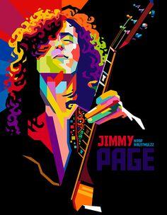 #JimmyPage WPAP Waletmulzz