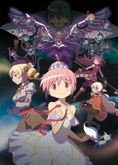 New puella magi Madoka magica movie